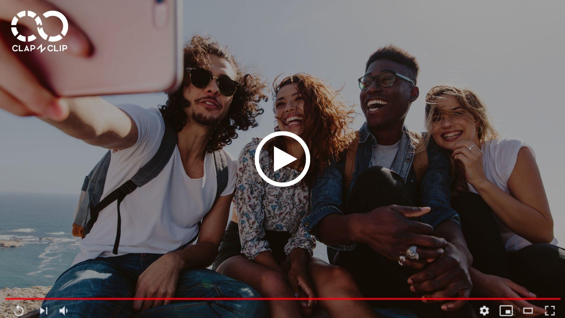 video reseaux sociaux tourisme