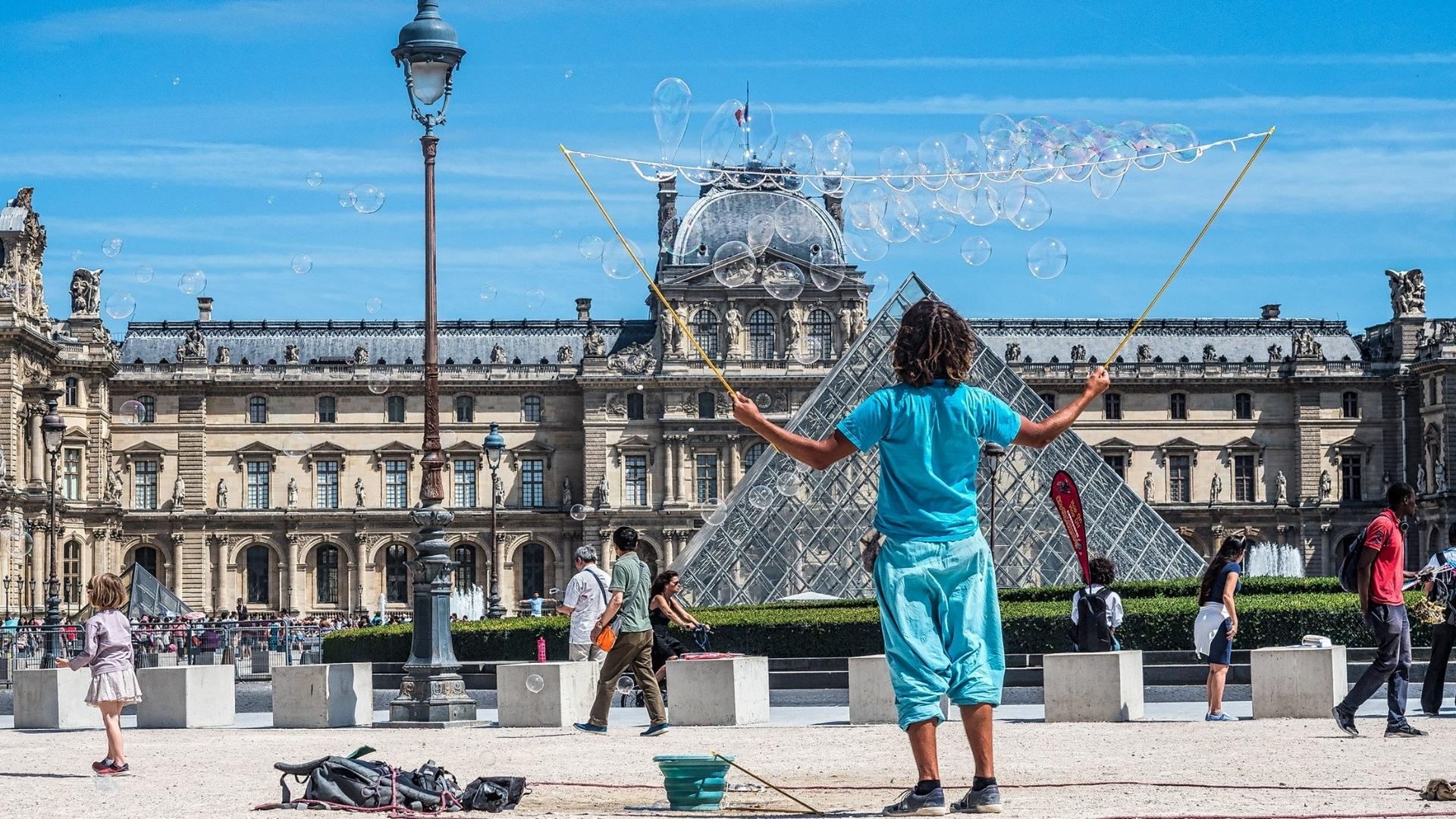 photo tourisme Visit Paris