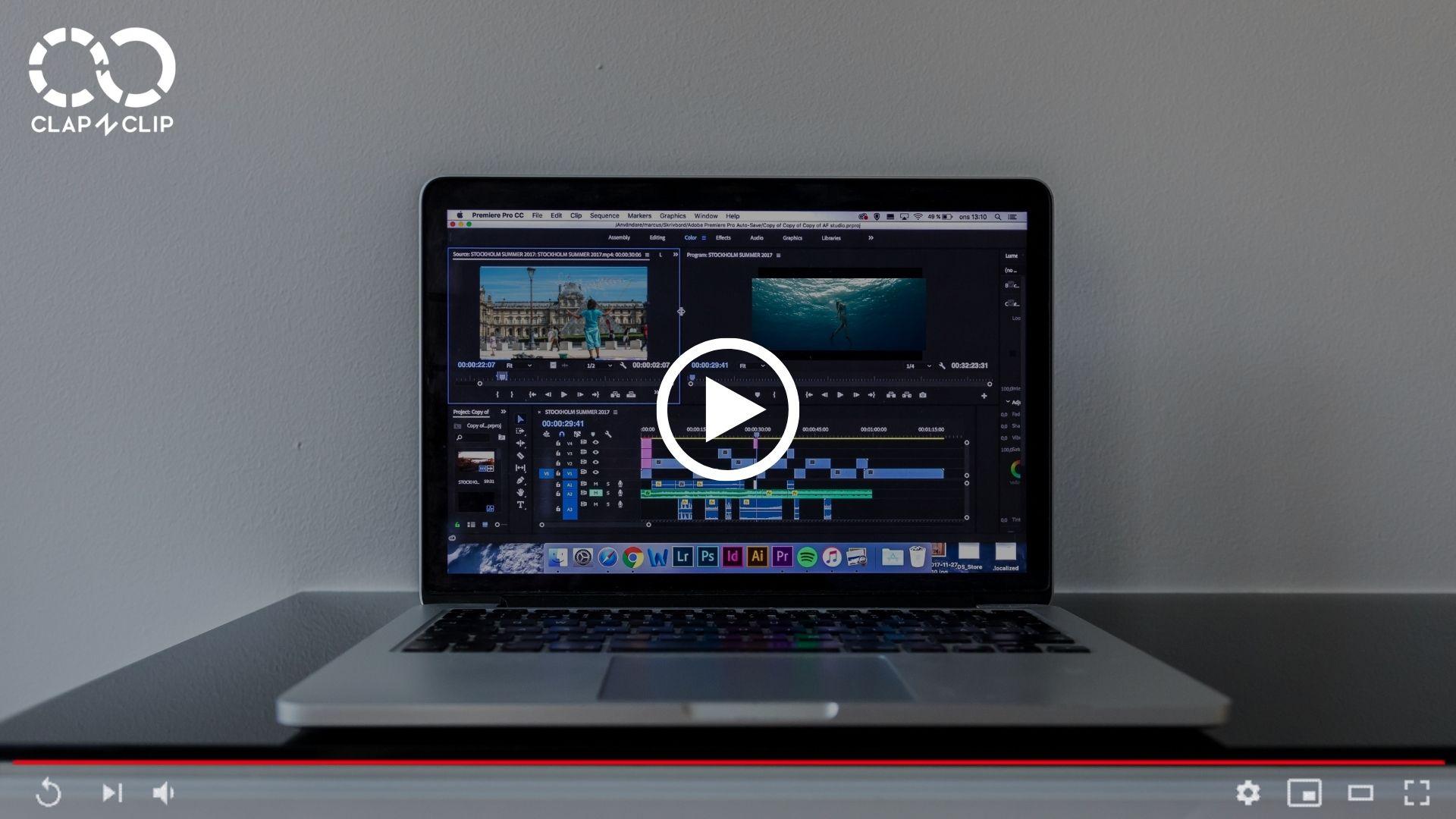 vidéo post production sources